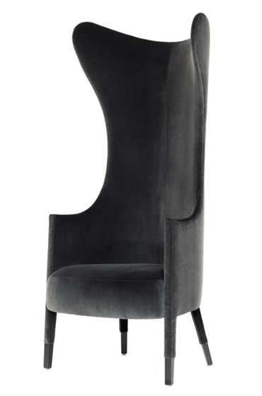 ANNA WING CHAIR by D'CRUZ Cover