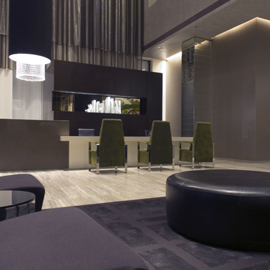 Fraser Suites Sydney<br/> (Foyer and Dining) Cover
