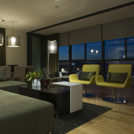 Fraser Suites Sydney<br /> (Penthouse and Suites)  Cover