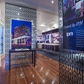 IPM East Marketing Suite,<br /> Edgecliff Sydney  Cover